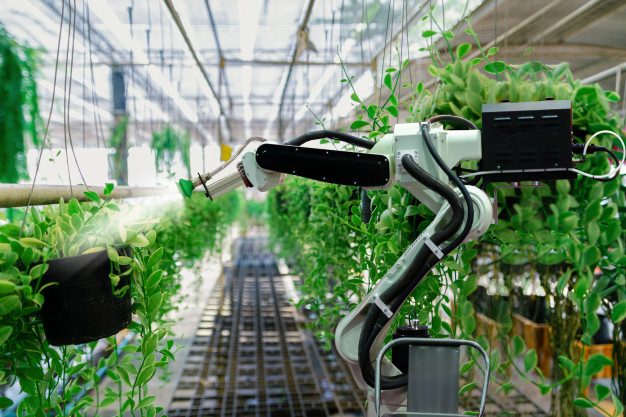 Farm Robots Are the Future – We Must Prepare Now to Avoid Dystopia